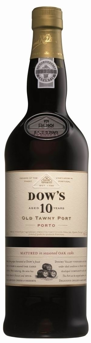Dows 10 Years old Tawny Port Dows Portwein