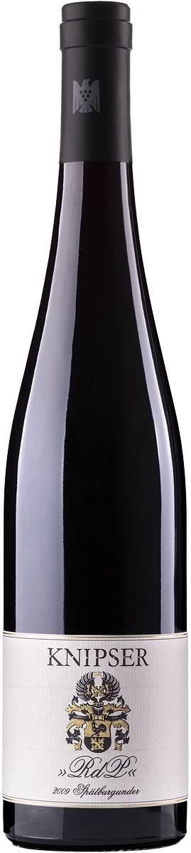 Weingut Knipser Spätburgunder Reserve RdP Qualitätswein 2012 trocken