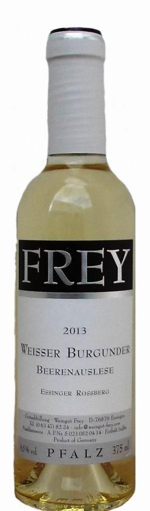 Weingut Frey Weissburgunder Beerenauslese 2013 edelsüß