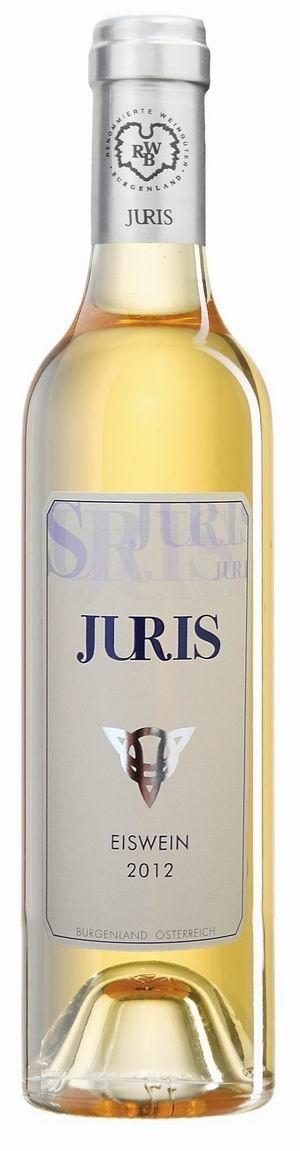 Weingut Juris Gewürztraminer Eiswein 2012 edelsüß