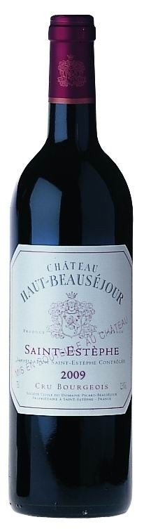 Château Haut Beauséjour Cru Bourgeois 6 L Grossflasche Impérial 2009 trocken