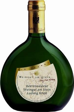 Weingut am Stein Stettener Stein Rieslaner Beerenauslese 2011 edelsüß VDP Große Lage Biowein