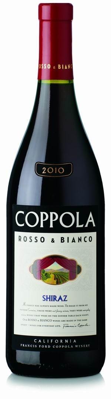 Francis Ford Coppola Shiraz Rosso & Bianco 2015 trocken