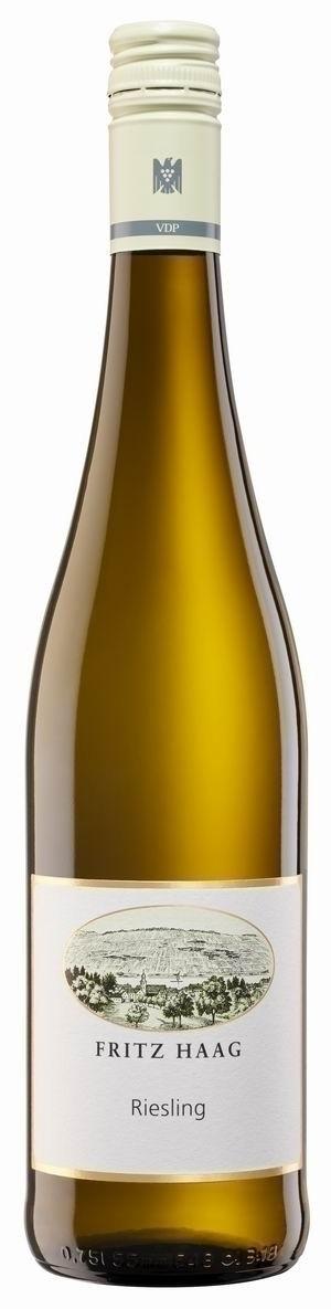 Fritz Haag Riesling Qualitätswein 2020 feinherb