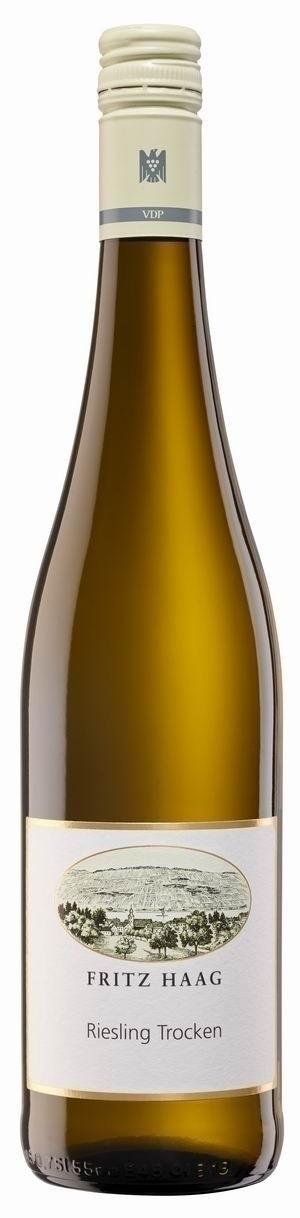 Fritz Haag Riesling Qualitätswein 2019 trocken