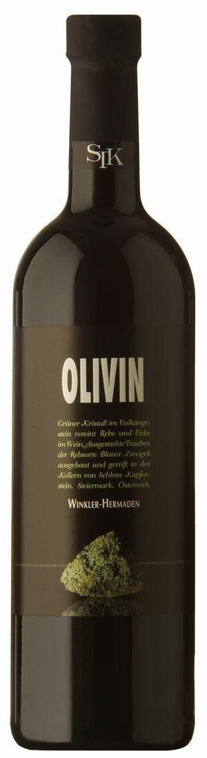 Weingut Winkler-Hermaden OLIVIN Magnum 2013 trocken Biowein