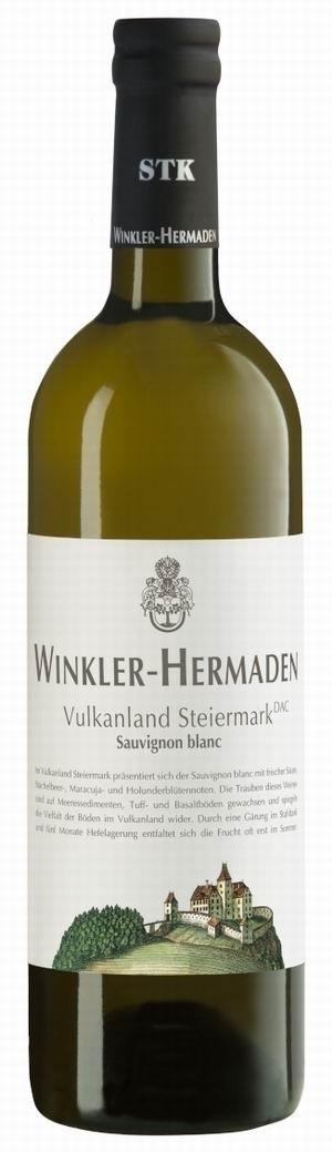 Weingut Winkler-Hermaden Vulkanland Steiermark DAC Sauvignon Blanc 2019 trocken Biowein