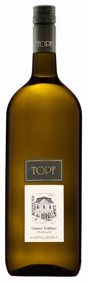 Weingut Johann Topf Grüner Veltliner Ofenberg Magnum 2010 trocken