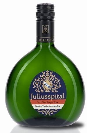 Juliusspital Würzburger Stein Riesling Trockenbeerenauslese 2011 edelsüß