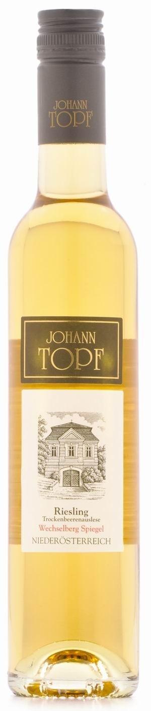 Weingut Johann Topf Riesling Wechselberg Spiegel Trockenbeerenauslese 2009 edelsüß