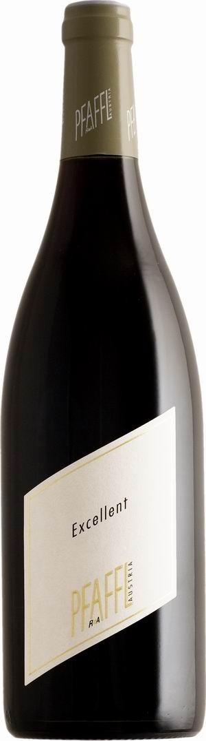 Weingut Pfaffl Rotwein Excellent Reserve 2006 - 9 L Großflasche Salmanazar trocken