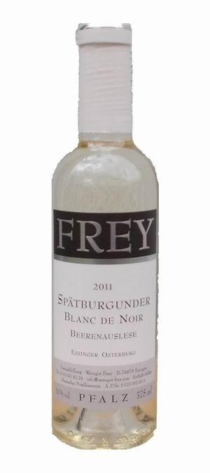 Weingut Frey Spätburgunder Beerenauslese Blanc de Noir 2011 edelsüß