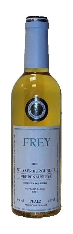Weingut Frey Weissburgunder Beerenauslese 2005 edelsüß