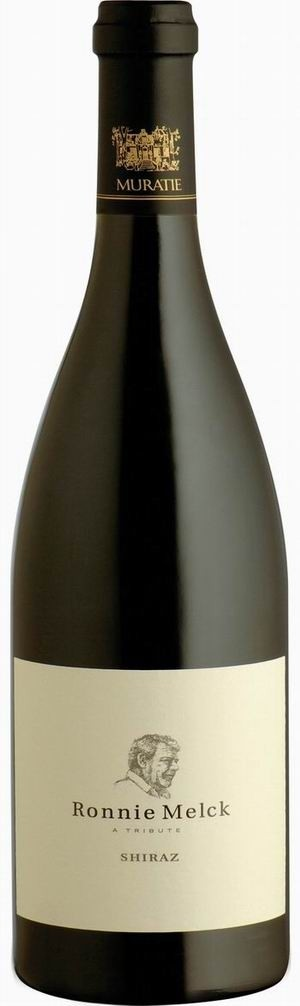 Muratie Wine Estate Ronnie Melck Shiraz Family Sel 2015 trocken