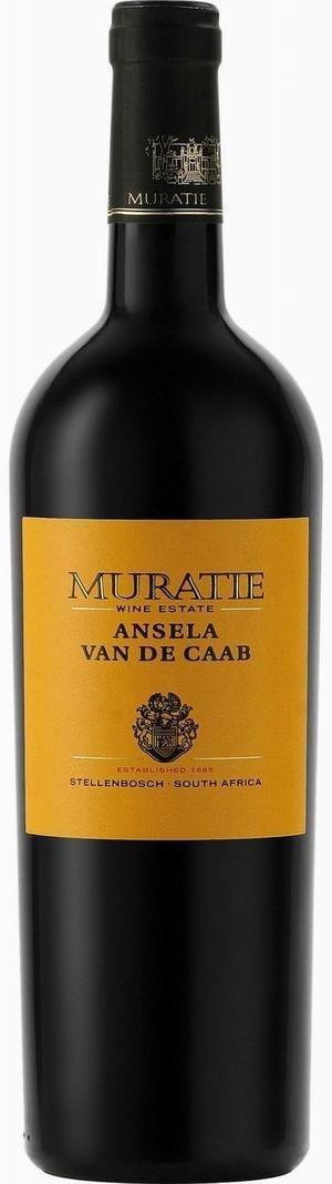 Muratie Wine Estate Ansela van de Caab Merlot-Cabernet Sauvignon 2017 Magnum trocken