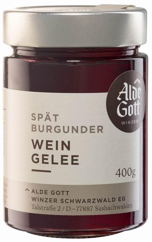 Alde Gott Spätburgunder Weingelee