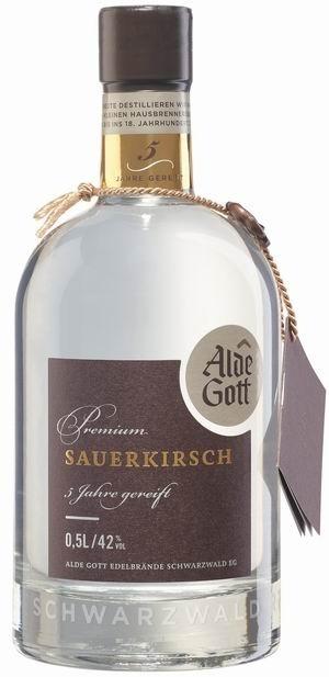 Alde Gott Sauerkirschbrand
