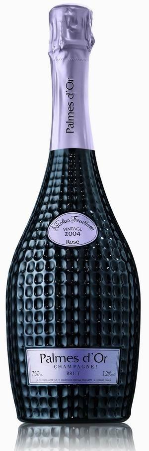 Champagner Palmes D'Or Brut Rosé Vintage 2006 Nicolas Feuillatte