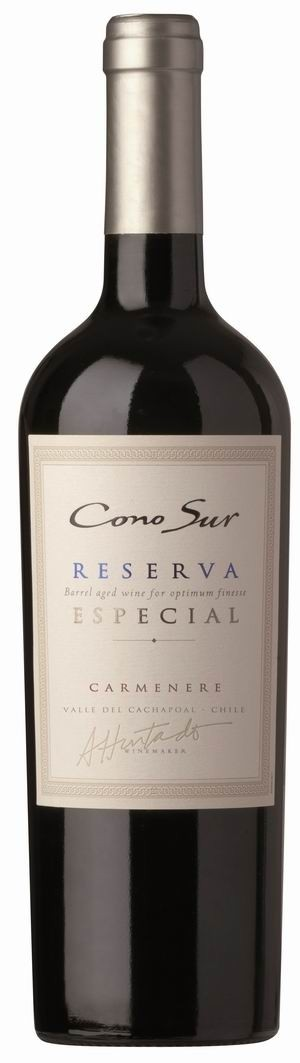 Cono Sur Carmenére Reserva Colchagua Valley 2018 trocken