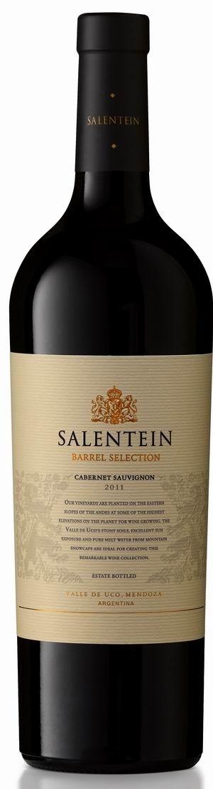 Bodegas Salentein Barrel Selection Cabernet Sauvignon 2019 trocken