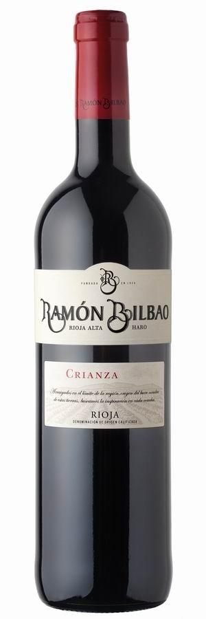 Bodegas Ramon Bilbao Crianza Tempranillo DOCa Rioja 2015 trocken