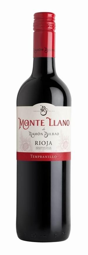 Bodegas Ramon Bilbao Monte Llano Tempranillo DOC Rioja 2015 trocken