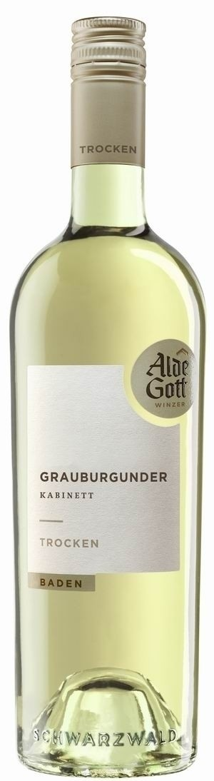 Alde Gott Grauburgunder Kabinett 2017 trocken