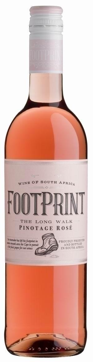 African Pride Footprint Pinotage Rosé 2019 trocken