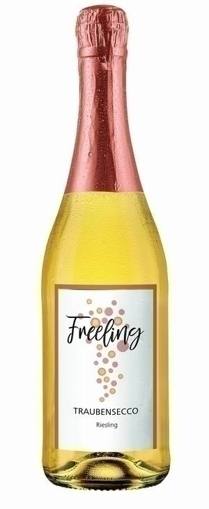 Schloss Vollrads FREELING Riesling Traubensecco alkoholfrei
