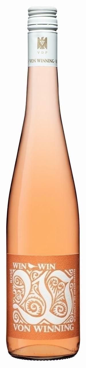 Weingut von Winning Win Win Rosè 2020 trocken VDP Gutswein