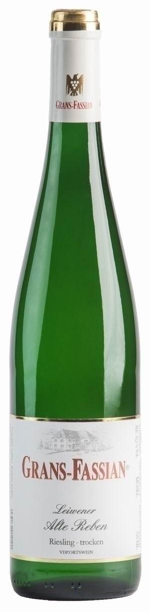 Weingut Grans-Fassian Leiwener Alte Reben Riesling Qualitätswein 2018 trocken VDP Ortswein