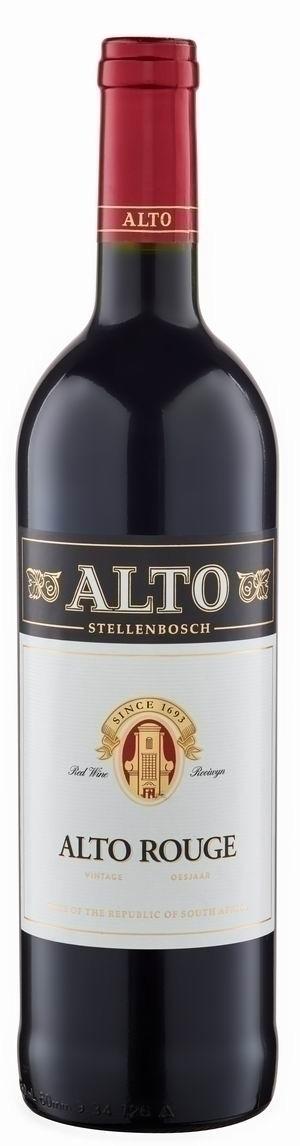 Alto Winery Rouge Rotwein Cuvée 2016 trocken