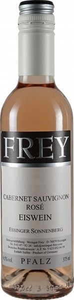 Weingut Frey Cabernet Sauvignon Rosé Eiswein 2018 edelsüß