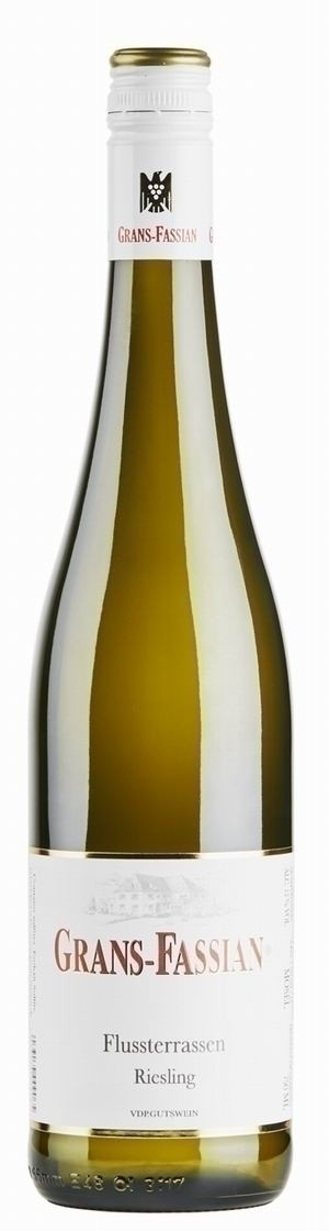 Weingut Grans-Fassian Flussterrassen Riesling Qualitätswein 2019 feinherb VDP Gutswein
