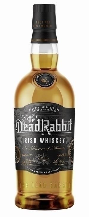 The Dead Rabbit Irish Whiskey 5 Jahre