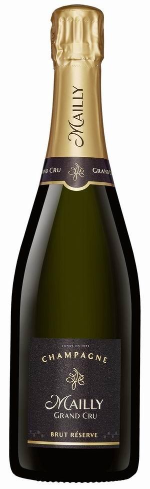 Champagner Mailly Grand Cru Brut Reserve