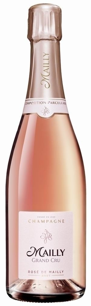 Champagner Mailly Grand Cru Rosé