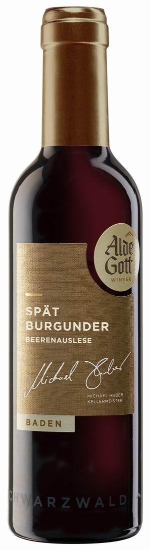 Alde Gott Spätburgunder Rotwein Beerenauslese 2018 edelsüß