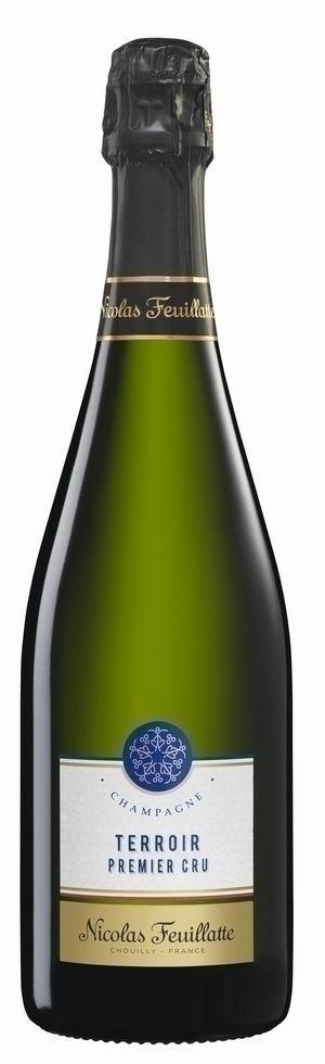 Champagner Nicolas Feuillatte Terroir Premier Cru brut
