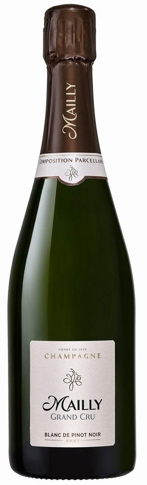 Champagner Mailly Grand Cru Blanc de Pinot Noir Brut