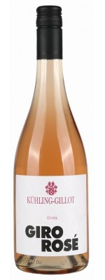 Weingut Kühling-Gillot Giro Rosé 2017 trocken Biowein