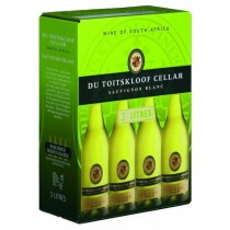 Du Toitskloof Sauvignon Blanc 2019 trocken - 3 L Bag in Box