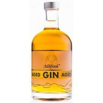 Albfink aged Gin holzfassgelagert