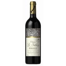 Château Le Sabley Bordeaux Rouge AOC 2016 trocken
