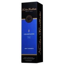 Geschenkpackung für Champagner Nicolas Feuillatte Brut Reserve