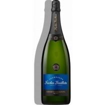 Champagner Nicolas Feuillatte Reserve Exclusive Brut Großflasche JEROBOAM 3 L