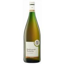 Alde Gott Spätburgunder Weissherbst 2016 halbtrocken Literflasche