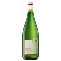 Alde Gott Riesling 2018 halbtrocken Literflasche
