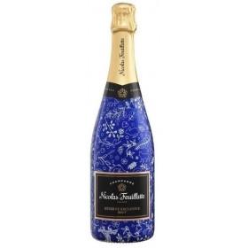 Champagner Nicolas Feuillatte Reserve Exclusive Brut Sonderedition Sleeve Enchantement