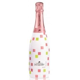 Champagner Jacquart Brut Rosé Mosaique Cube